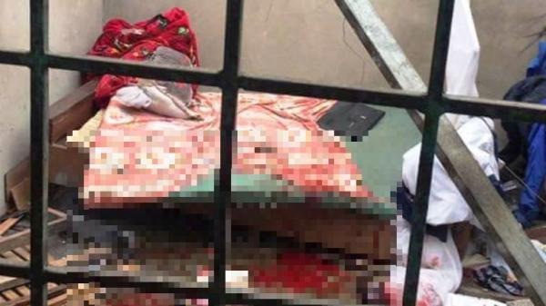 Kinh hoàng nổ lớn tại nhà, nam thanh niên nằm trên vũng máu