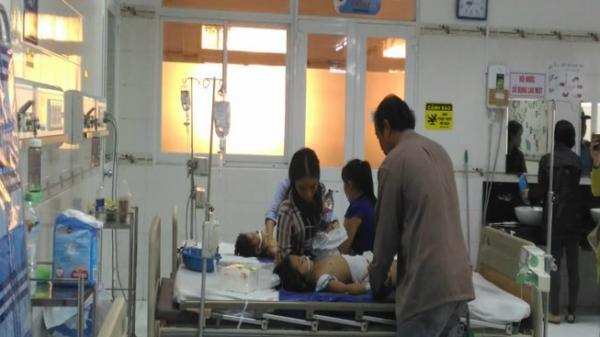 Bi kịch thảm thương của 1 gia đình nghèo, cha đầu độc thuốc sâu 3 con nhỏ rồi tự tử bất thành