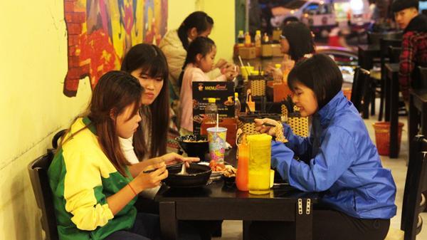 Thời tiết se lạnh của Đà Lạt, đừng bỏ lỡ ẩm thực Hàn Quốc với những món ăn cay cay, thơm nồng tê cả đầu lưỡi