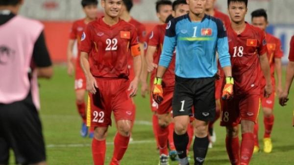 """Chân dung thủ môn Bùi Tiến Dũng: Người hùng """"chân đất"""" đưa U23 Việt Nam 'lên đỉnh châu Á'"""