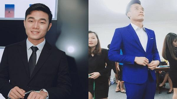 U23 mặc vest ai cũng ra dáng 'nam thần' trừ 'vựa muối' Đức Chinh