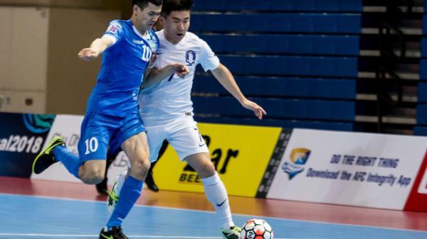 Tứ kết futsal châu Á: Mang tinh thần U23 Việt Nam đòi nợ Uzbekistan