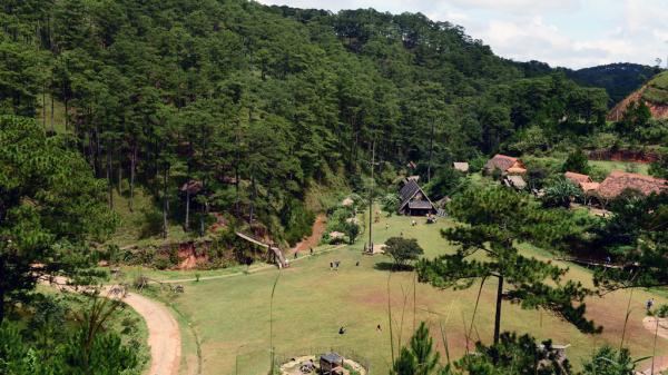 Lâm Đồng: Ngôi làng xinh như cổ tích mang tên chàng Cù Lần