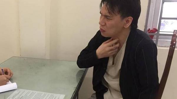 Ca sĩ Châu Việt Cường xuất viện, chính thức vào nhà tạm giữ
