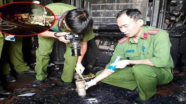 Đà Lạt: Công an vào cuộc hé lộ nguyên nhân ban đầu vụ hỏa hoạn làm 5 người chết thảm trong vụ hỏa hoạn