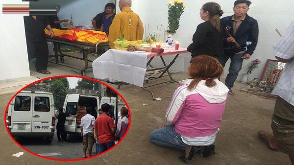 Xót xa cảnh 3 quan tài trong 1 gia đình đặt cạnh nhau khi bà ngoại, con gái và cháu gái tử vong trong vụ cháy kinh hoàng
