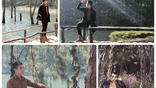 ẤN TƯỢNG với cảnh sắc NGỠ TRỜI TÂY ở Secret Garden, Đà Lạt qua chuyến du lịch của chàng trai Cần Thơ