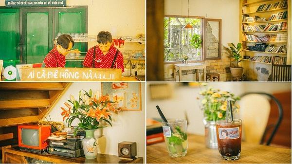 Đi tìm một Đà Lạt xưa cũ trong căn nhà nhỏ của Tiệm cà phê Cô Bông!