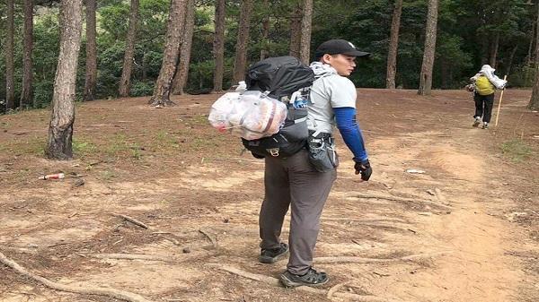 Gần 100 người tìm kiếm nam phượt thủ mất tích