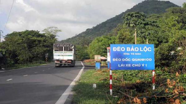 Lâm Đồng: Lắp hệ thống chiếu sáng gần 20 tỷ đồng cho đèo tử thần