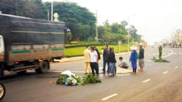 Lâm Đồng: Tài xế gây tai nạn chết người rồi bỏ chạy đã ra đầu thú