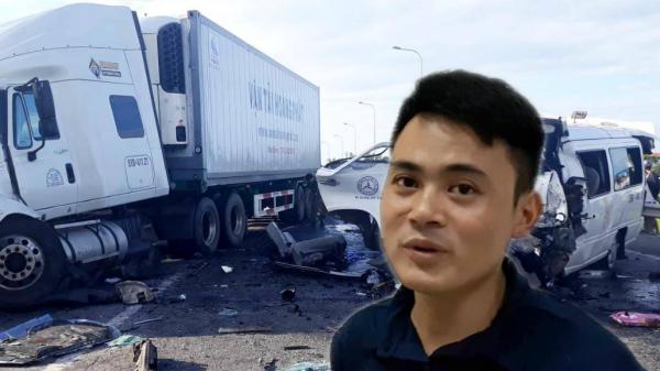 Xe chú rể gặp nạn 13 người chết: Lời tài xế chở đồ lễ