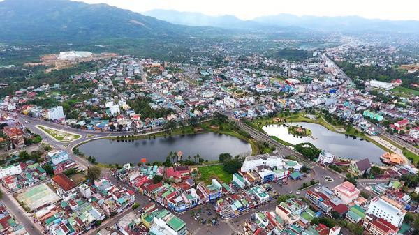 Lâm Đồng: Thành Phố Bảo Lộc sẽ trở thành khu đô thị sinh thái