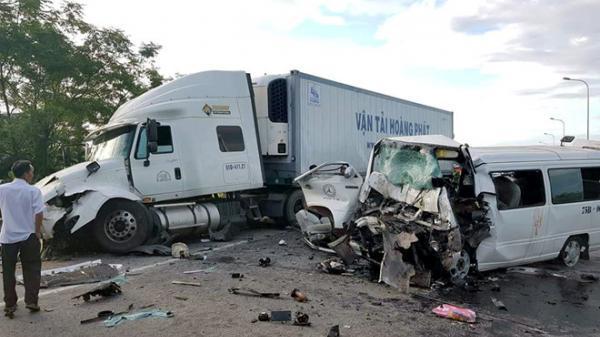 Xe khách trong vụ tai nạn 13 người chết khi đi đưa dâu: Hoạt động 'chui' không giấy phép kinh doanh
