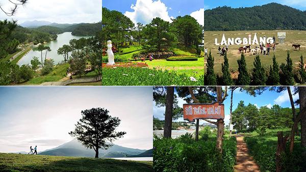 5 địa điểm ở Đà Lạt gắn với lời đồn cặp nào yêu nhau cùng đi du lịch không sớm thì muộn cũng chia tay