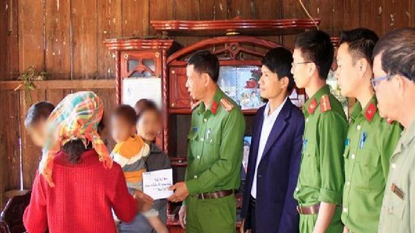 Lâm Đồng: Hỗ trợ hai nạn nhân mua bán người được giải cứu