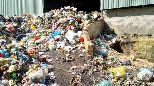 Công ty xử lý rác xả thải vượt chuẩn 10 lần bị phạt 232 triệu