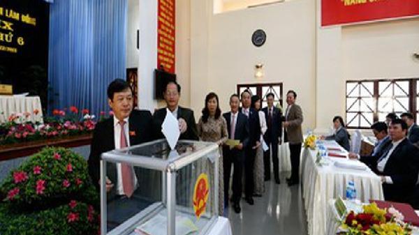 Giám đốc Sở Y tế Lâm Đồng có số phiếu tín nhiệm cao thấp nhất