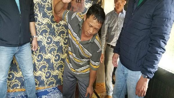 Vụ giết người, chở xác đi 50km phi tang: Kẻ chủ mưu căng thẳng khi thực nghiệm hiện trường