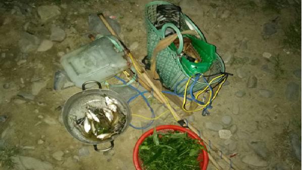 Lâm Đồng: Đi chích cá, một người đàn ông bị điện giật chết