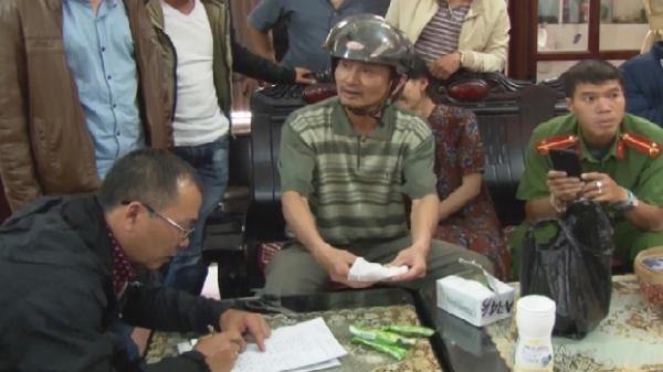 Đà Lạt: Bắt quả tang một vụ mua bán tàng trữ ma túy