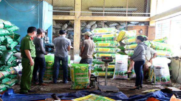Lâm Đồng: Phát hiện 205 vụ vi phạm về phân bón, thuốc bảo vệ thực vật
