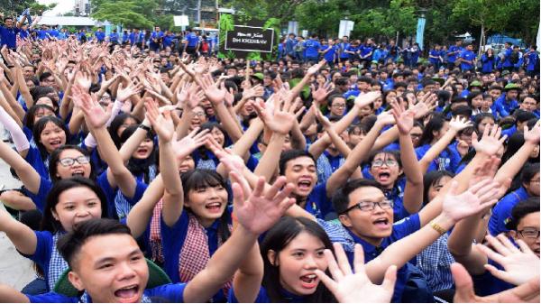 Hơn 1 triệu thanh niên tham gia chiến dịch hè tình nguyện