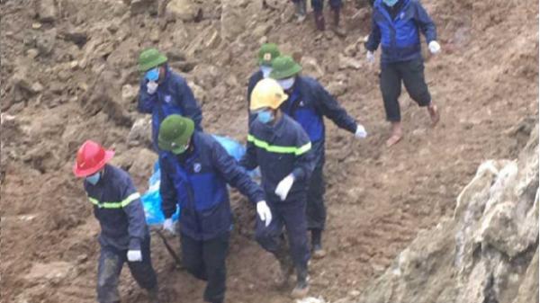 Đã tìm thấy 16/18 thi thể ở Hòa Bình, cảnh báo mưa lớn ở miền Trung, Nam Bộ