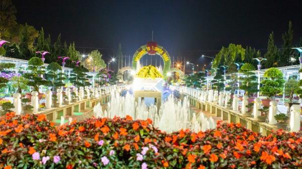"""Lần đầu tiên tại Đà Lạt: Hàng trăm loài hoa trên thế giới sẽ khoe sắc vào đêm tại khu vườn """"khủng"""" rộng 16 ha"""