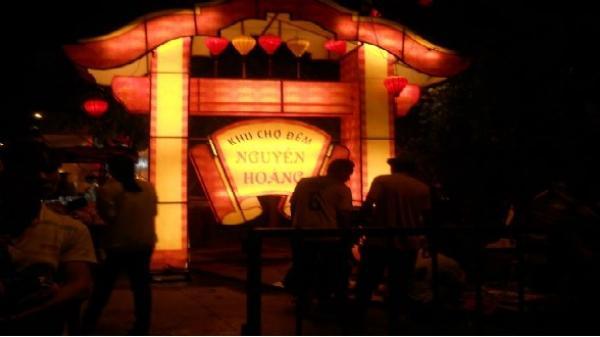 Lạc bước ở chợ đêm Nguyễn Hoàng