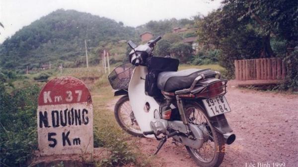Loạt ảnh khó quên về Lạng Sơn cuối thập niên 90
