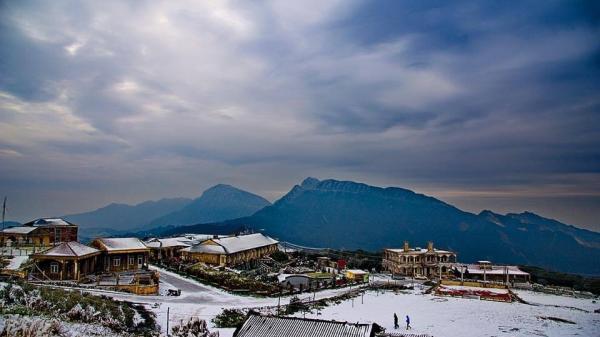 """Cần gì qua tận trời Âu, mùa đông này lên Mẫu Sơn check-in 1 trong 4 """"thiên đường tuyết trắng"""" ngay tại Việt Nam"""