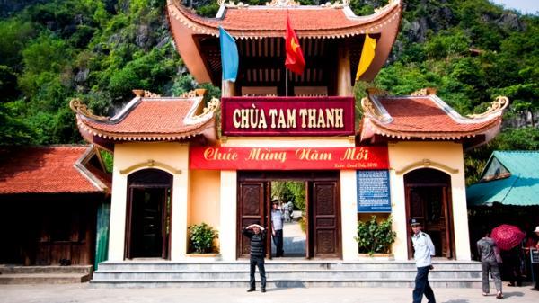 Chính xác, Tam Thanh là ngôi chùa nổi tiếng ở Lạng Sơn