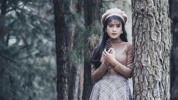 """Ngắm Kiều Phạm - hotgirl xứ Lạng đầy tâm trạng trong MV """"Chẳng dành cho em"""""""