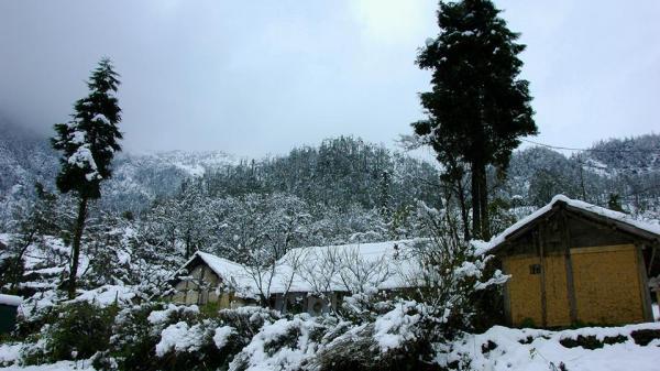 Giáng sinh này hãy đến Mẫu Sơn (Lạng Sơn), nơi bạn có thể chạm tay vào 'giấc mơ tuyết trắng'
