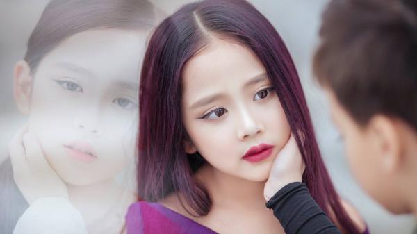 'Đốn tim' người xem với MV 'Sống xa anh chẳng dễ dàng' phiên bản nhí mới ra lò
