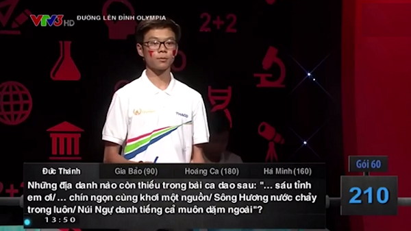 Khởi động mất bình tĩnh, nam sinh Lạng Sơn bứt phá ở 3 vòng thi cuối và giành vòng Nguyệt quế
