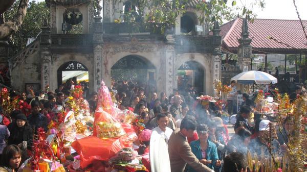 Khám phá đền Công Đồng Bắc Lệ, nơi cầu duyên bậc nhất xứ Lạng