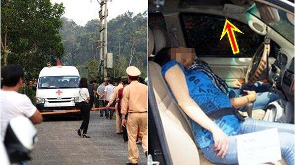 Bí ẩn cái chết của cặp vợ chồng trong chiếc ô tô Mercedes