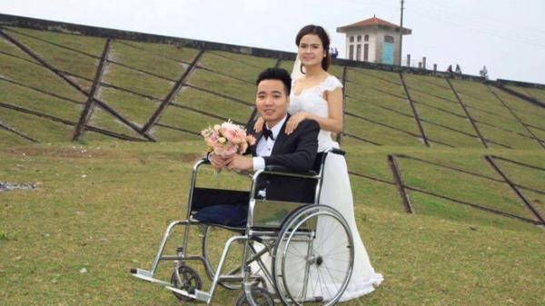 Người ta ước được tặng nhẫn kim cương, túi xách nhưng cô vợ người Lạng Sơn lại chỉ ước đủ tiền mua... chân giả tặng chồng