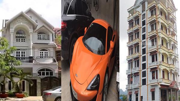 Trùm ma túy khét tiếng đất Bắc 'chơi ngông': Vác 2 bao tải tiền đi mua căn hộ cao cấp; Sắm biệt thự tiền tỷ để sản xuất 'hàng trắng'