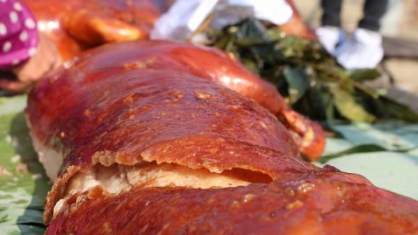 Lạng Sơn: Thưởng thức món lợn quay nổi tiếng ở đâu?