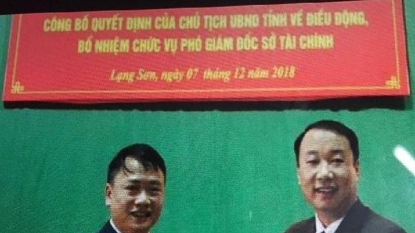 Luân chuyển, bổ nhiệm nhiều nhân sự quan trọng ở Lạng Sơn