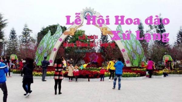 Lạng Sơn: Thông tin chi tiết về Lễ hội Hoa Đào Xứ Lạng xuân Kỷ Hợi 2019