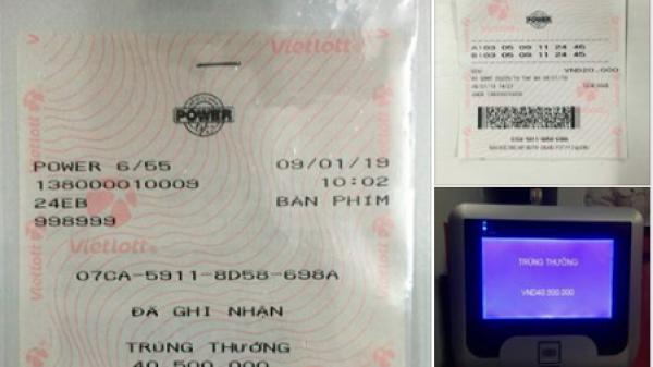 Lạng Sơn: Đã có người đầu tiên trúng xổ số Vietlott