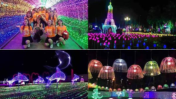Lạng Sơn: CỰC HOT cơ hội có '1-0-2' vé miễn phí vé vào cổng cho trẻ em tại Lễ hội ánh sáng lớn nhất xứ Lạng