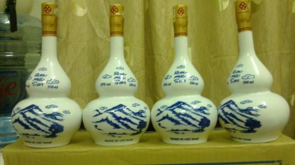 Rượu Mẫu Sơn - Sự kết hợp tinh túy của đất trời và con người xứ Lạng