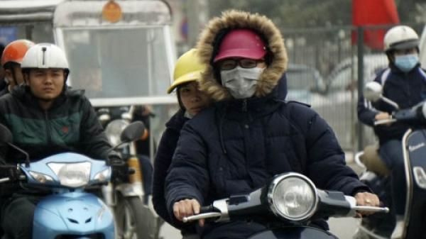 Dự báo thời tiết hôm nay 5/11: Bắc Bộ mưa rét, có nơi dưới 13 độ C