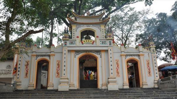 Đền Bắc Lệ (Lạng Sơn) một trong những đền - chùa nổi tiếng linh thiêng ở miền Bắc cho lễ tạ cuối năm