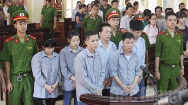 Cái kết cho 'nữ quái' Lạng Sơn cùng đường dây ma túy triệu đô